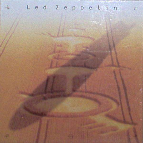 Led Zeppelin remasters (German 1990 Ltd 54-trk 4CD set deluxe box set &  booklet & poster)