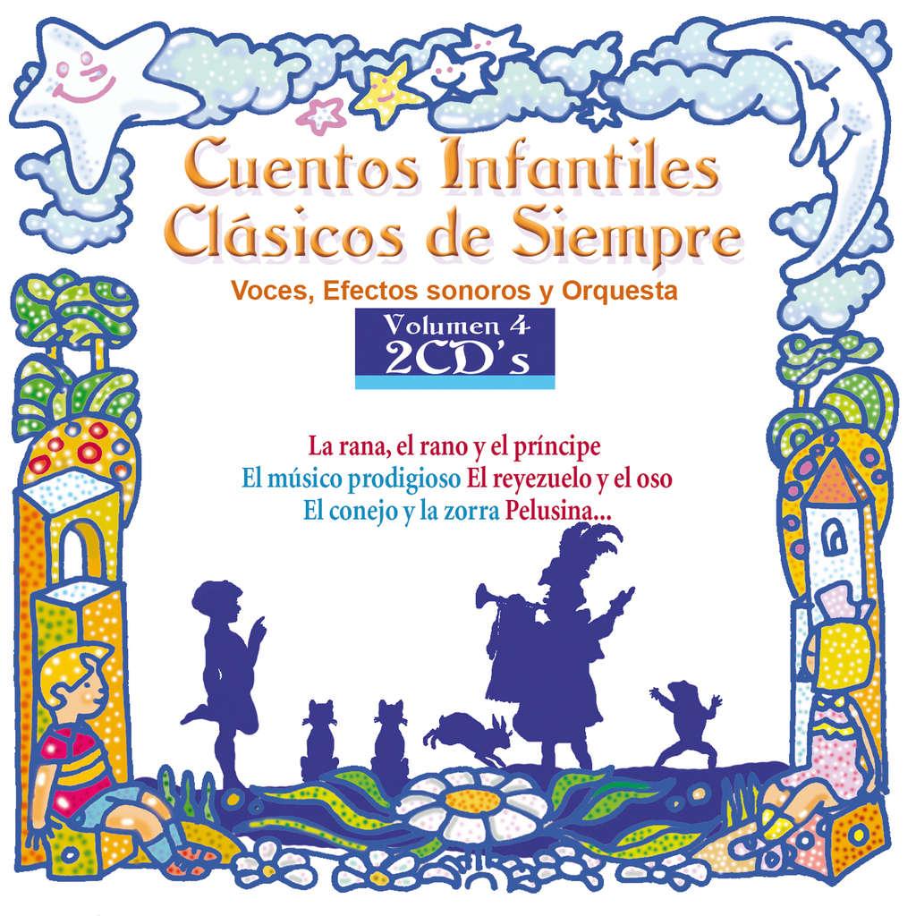 Varios Cuentos Infantiles Clásicos de Siempre Vol 4