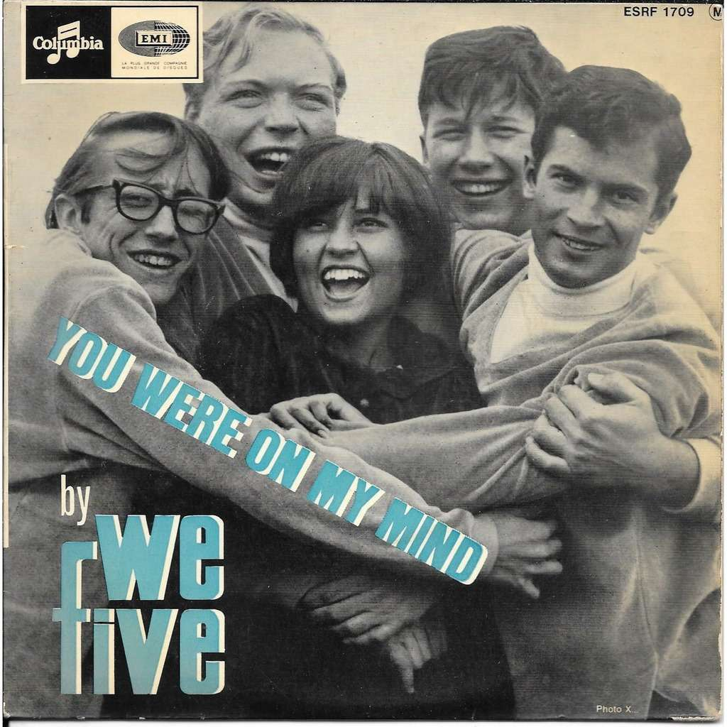 we five you were on my mind