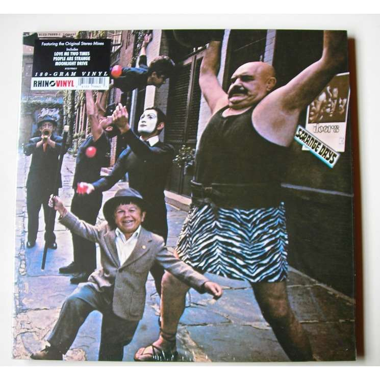 doors strange days  sc 1 st  CD and LP & Strange days by Doors LP 180-220 gr with backpagerecords - Ref ...