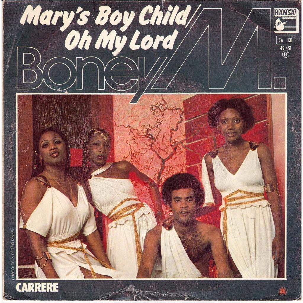 Boney M MaryS Boy Child