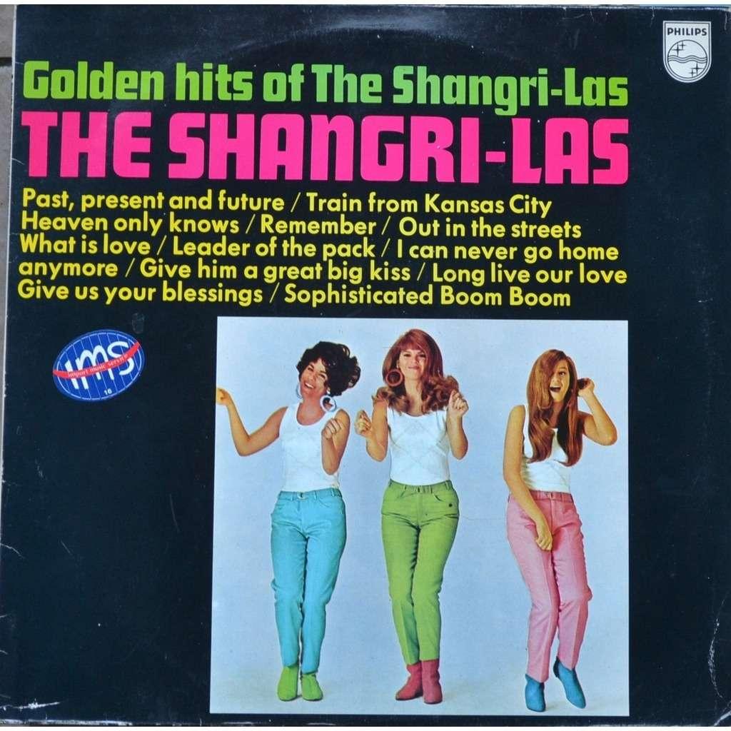 Shangri-Las Golden Hits Of The Shangri-Las