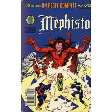 récits complets marvel 19 Mephisto