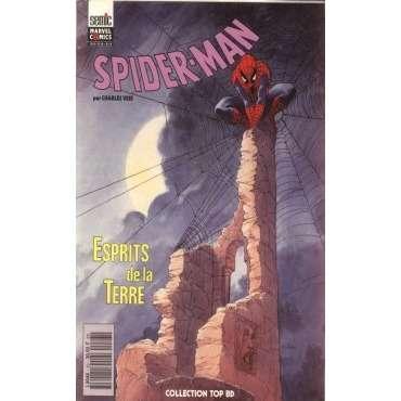 top bd 23 spider-man : esprits de la terre