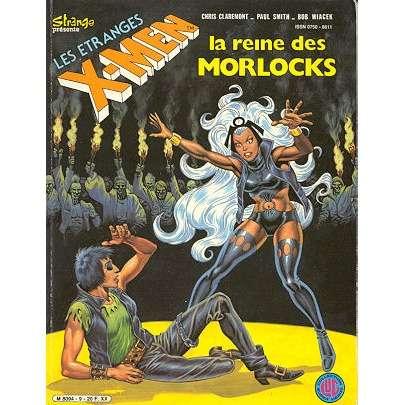 les étranges x men 9 la reine des Morlocks