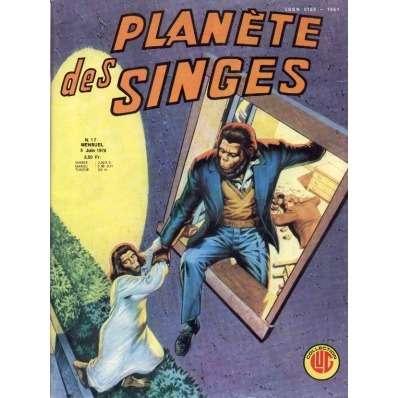la planète des singes album relié n°4 (n°16, 17, 18, et 19)