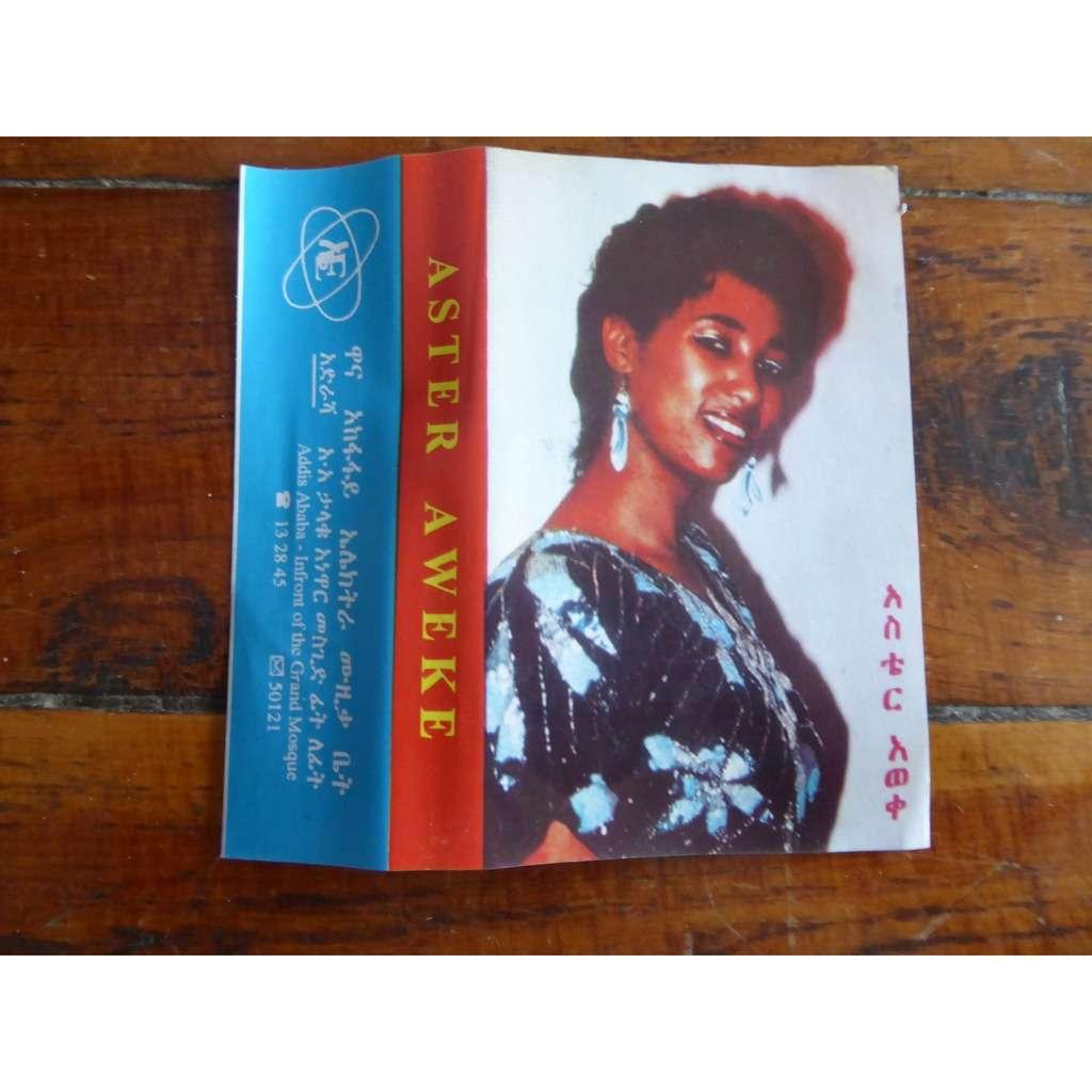 aster aweke 80 digital dancing style - album K7***