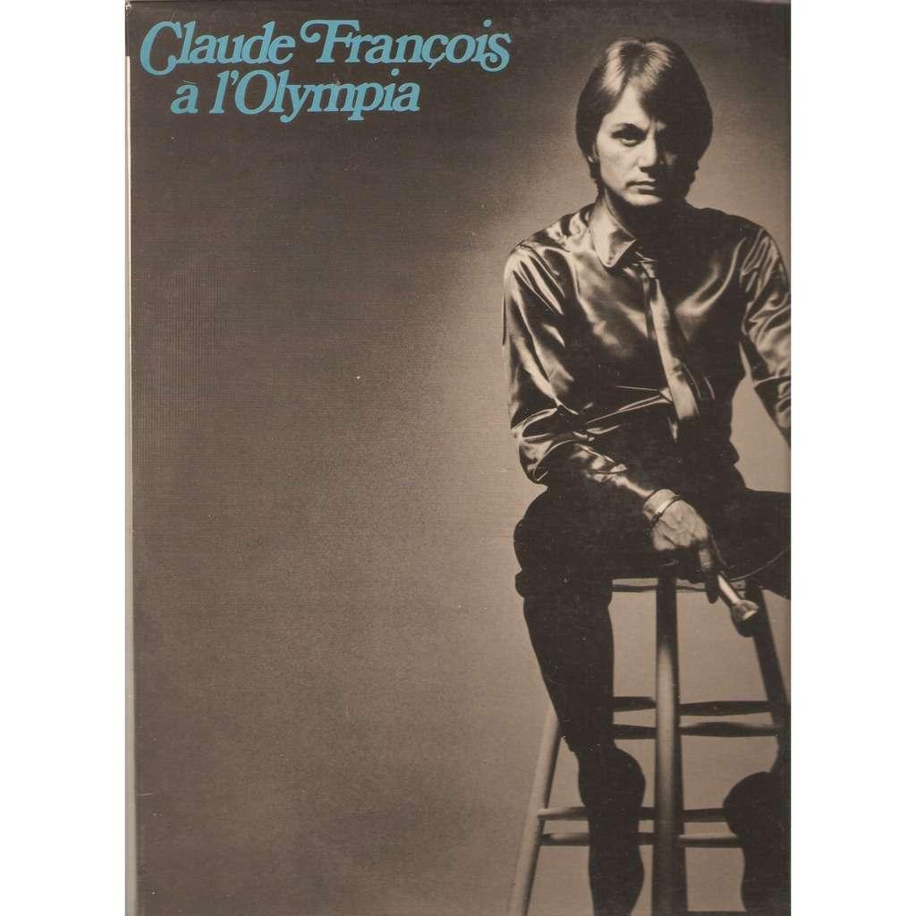 FRANCOIS Claude A L'OLYMPIA