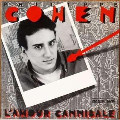 Philippe Cohen Amour cannibale - A deux sur un fil