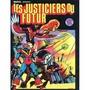 TOP BD 5 - les justiciers du futur - Grand format souple