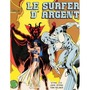 TOP BD 8 - le surfer d'argent - Grand format souple