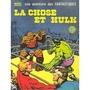 ALBUM DES FANTASTIQUES 20 - la chose et hulk - Grand format souple
