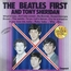 THE BEATLES FIRST AND TONY SHERIDAN - Le Disque D'or, Ain't She Sweet - LP