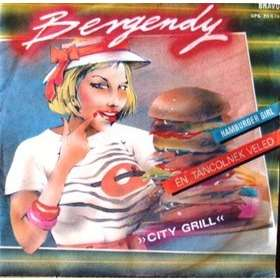 bergendy Hamburger Girl / en tancolnek veled