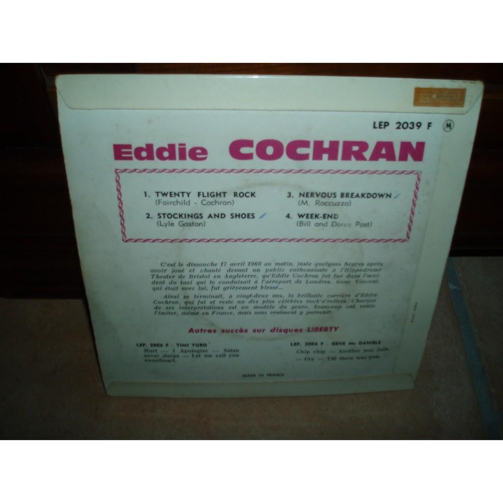COCHRAN EDDIE the unforgettable