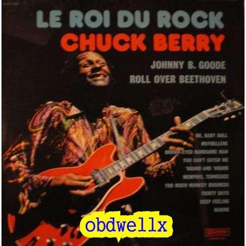 BERRY Chuck Les rois du rock