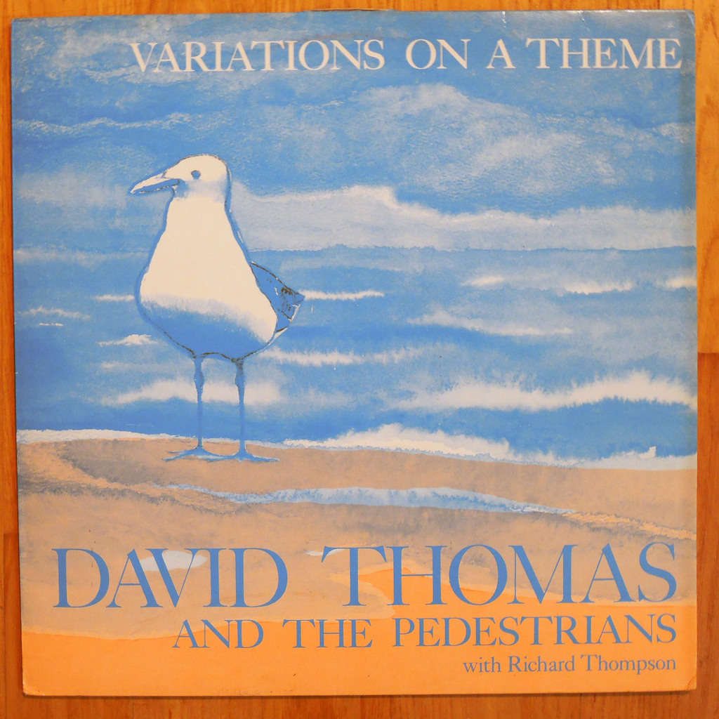 david thomas and the pedestrians variations on a theme