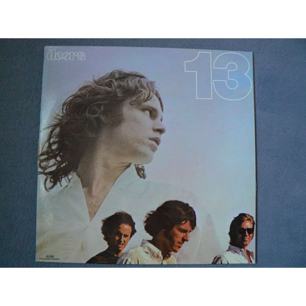 doors 13  sc 1 st  CD and LP & 13 by Doors LP with jbluesberry - Ref:117795144