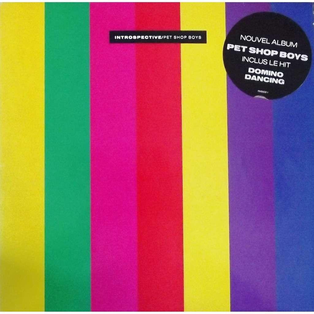 Introspective de Pet Shop Boys, 33 1/3 RPM con vinyl59 - Ref:117796178