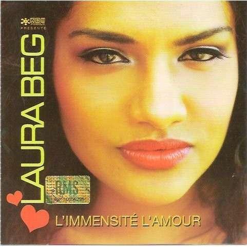 Laura Beg L'immensité l'amour