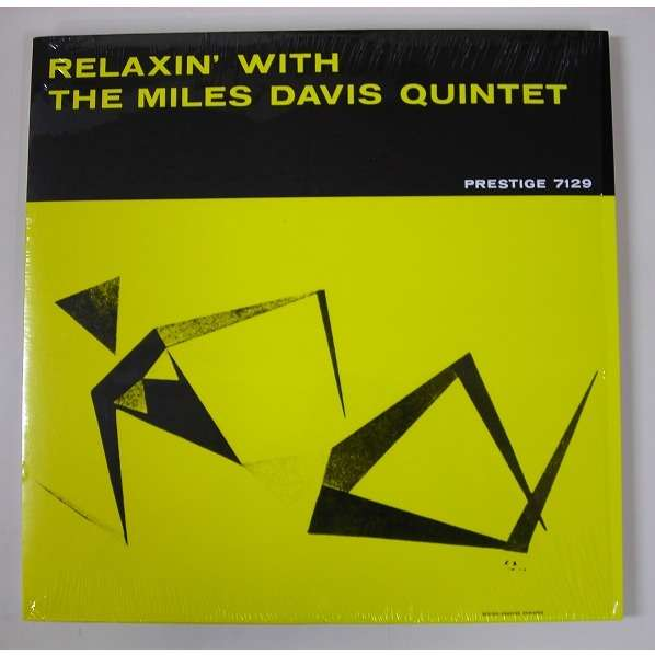 miles davis relaxin' with