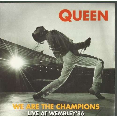 We are the champions - Queen -...