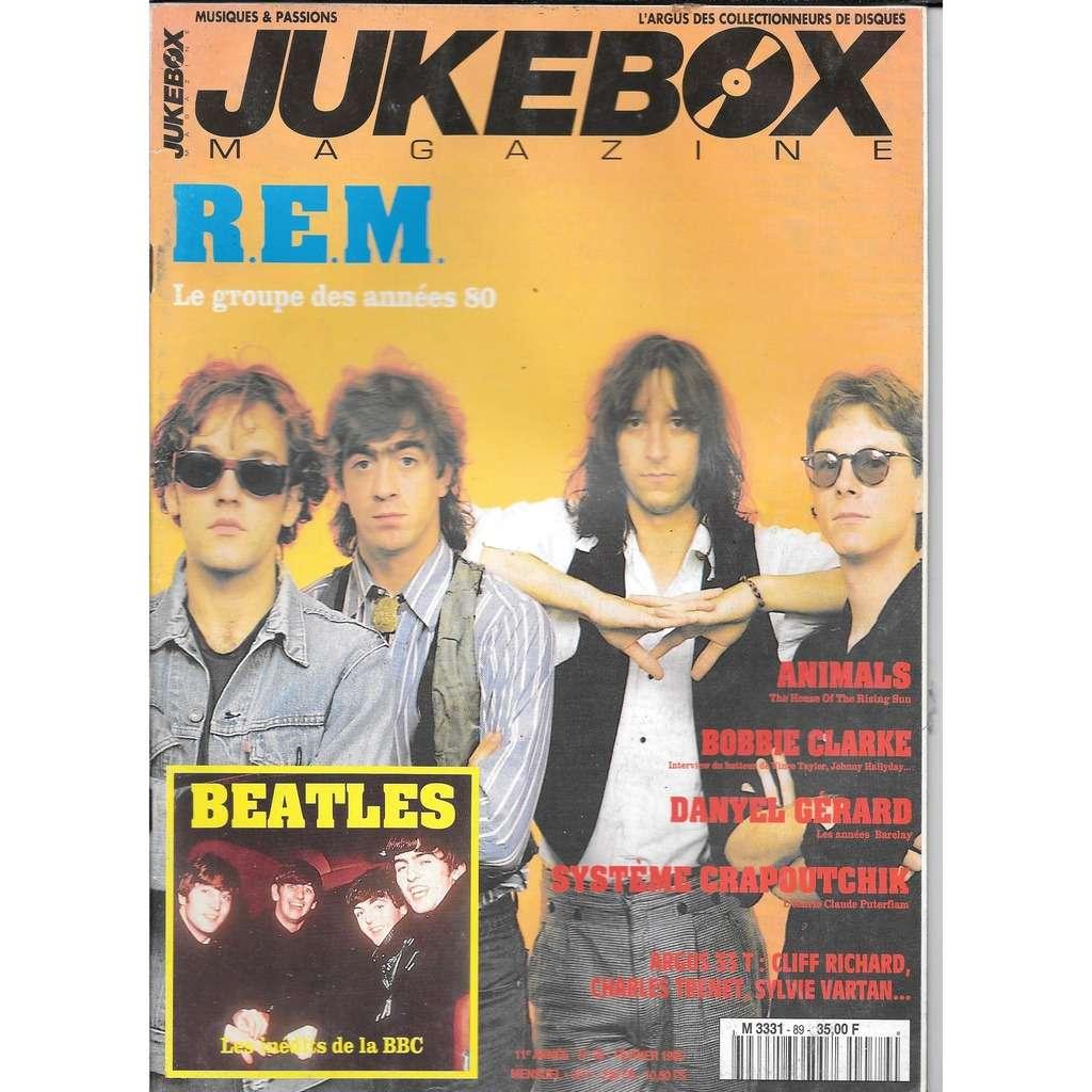 r.e.m. jukebox magazine n 89