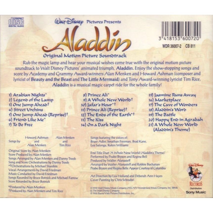 Alan Menken Aladdin; Alan Menken Aladdin ...