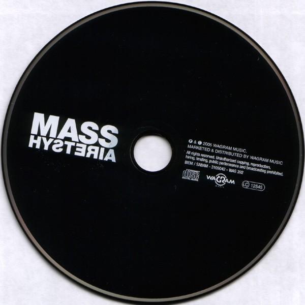 Mass Hysteria Mass Hysteria
