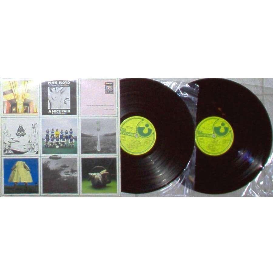 Pink Floyd A Nice Pair (Yougoslavia 1974 18-trk 2LP set full different gf ps)