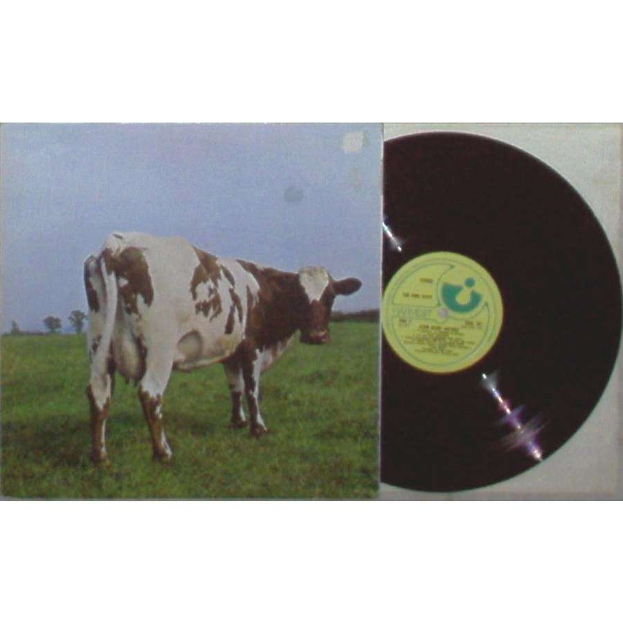 Pink Floyd Atom Heart Mother (Malaysia 1970 5-trk P on EMI(S.E.A.) lbl strong card deluxe not gf ps)