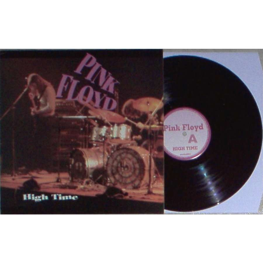 Pink Floyd High Time (Roma 06.05.1968 & London 12.05.1969)