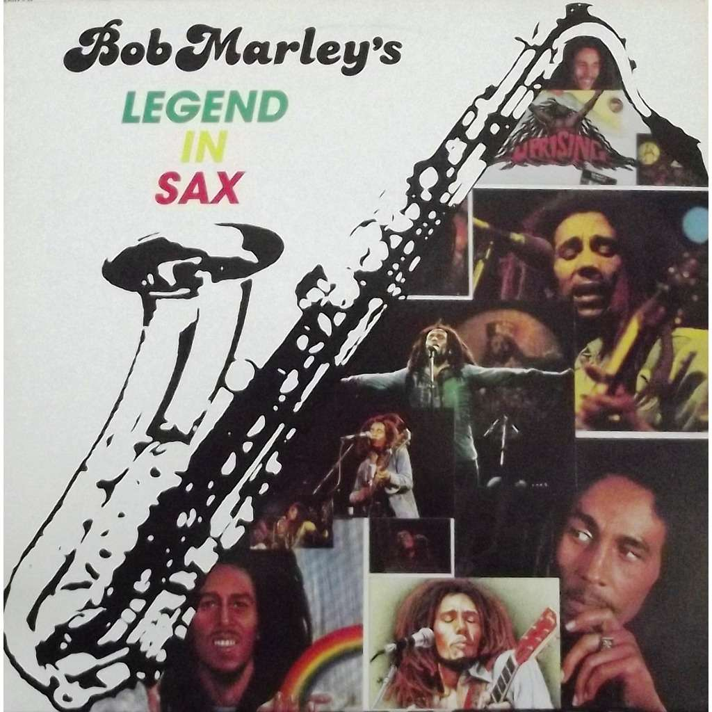 Bob marleys legend in sax by bob marley steve schrell lp with bob marley steve schrell bob marleys legend in sax altavistaventures