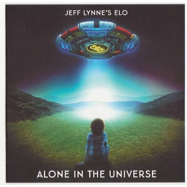 Alone In The Universe 2bonus Tracks 12page Booklet With