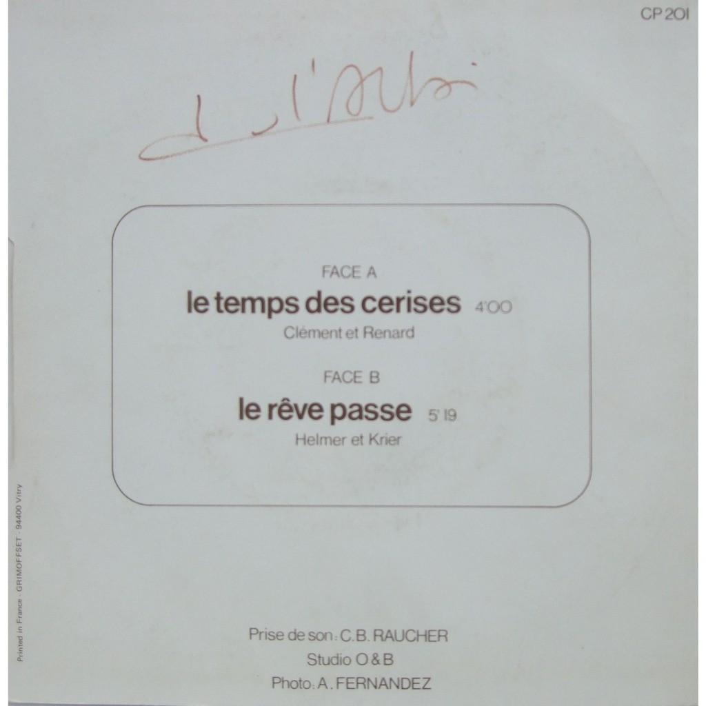 JEAN D ALBI CHANSONS D AUTREFOIS