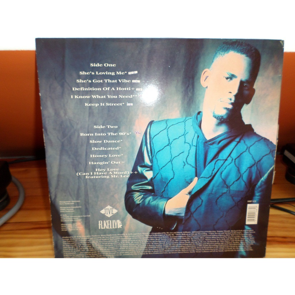 Born Into The 90 S By R Kelly Amp Public Announcement Lp