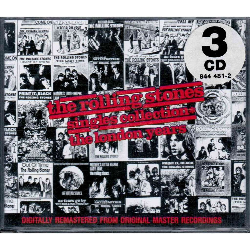 Singles collection-the london years (uk 1986 ltd 58-trk 3cd