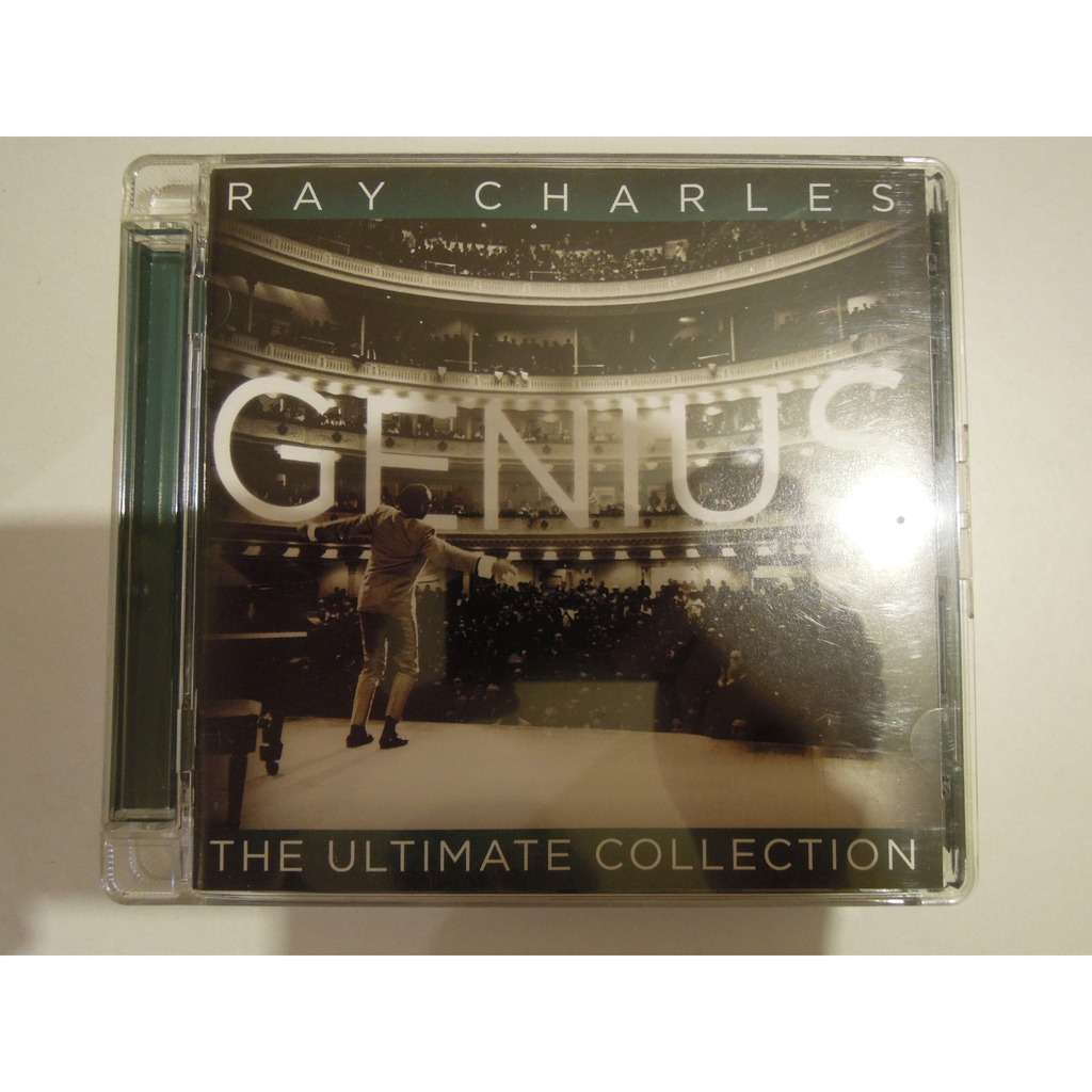 ray charles genius - the ultimate collection
