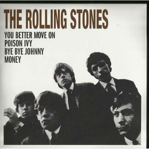 You Better Move On By The Rolling Stones Ep With