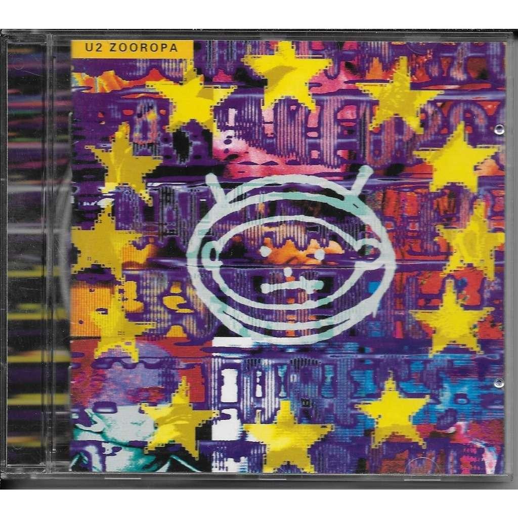 Zooropa By U2 Cd With Romeotiti Ref 117880947