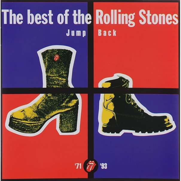 Jump Back (the Best Of The Rolling Stones '71 - '93) - Rolling Stones
