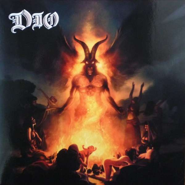 Dio Live At Kkt Cosmos, Yekaterinburg, Russia - On The 13th September 2005 (3xlp)