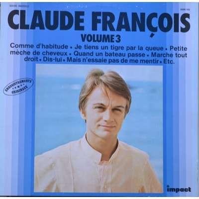 CLAUDE FRANCOIS VOLUME 3