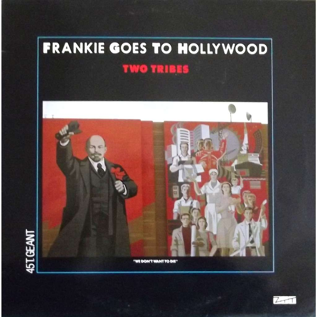 Two tribes - annihilation de Frankie Goes To Hollywood, Maxi 45T chez ...