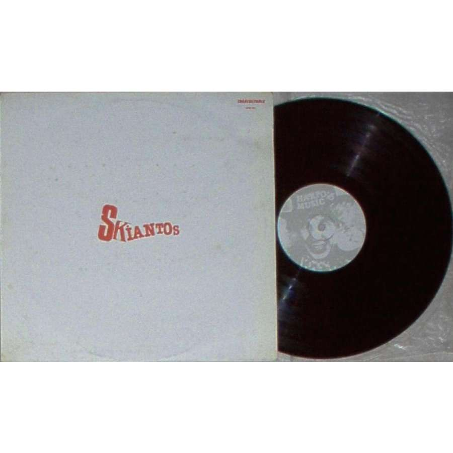 Skiantos Inascoltabile (Italian 1977 original 14-trk debut LP full ps)