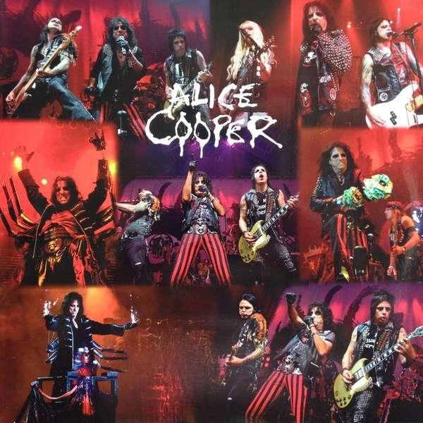 alice cooper alice coopers halloween night of fear 2011 2xlp