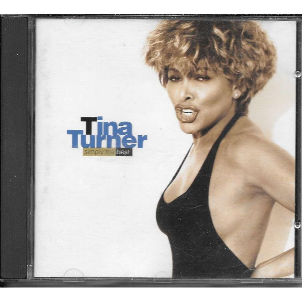 Simply The Best By Tina Turner Cd With Romeotiti Ref