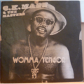 C. K. MANN & THE MASTERS - Womma Yengor - LP