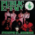 PUBLIC ENEMY - Apocalypse 91... The Enemy Strikes Black (2xlp) - 33T x 2