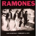 RAMONES - Live In Buffalo February 8, 1979 (lp) - 33T